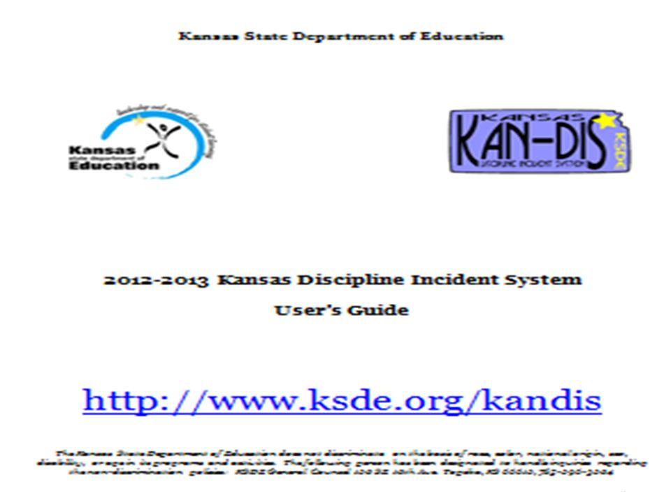 Login – KAN-DIS www.ksde.org http://www.ksde.org/kandis