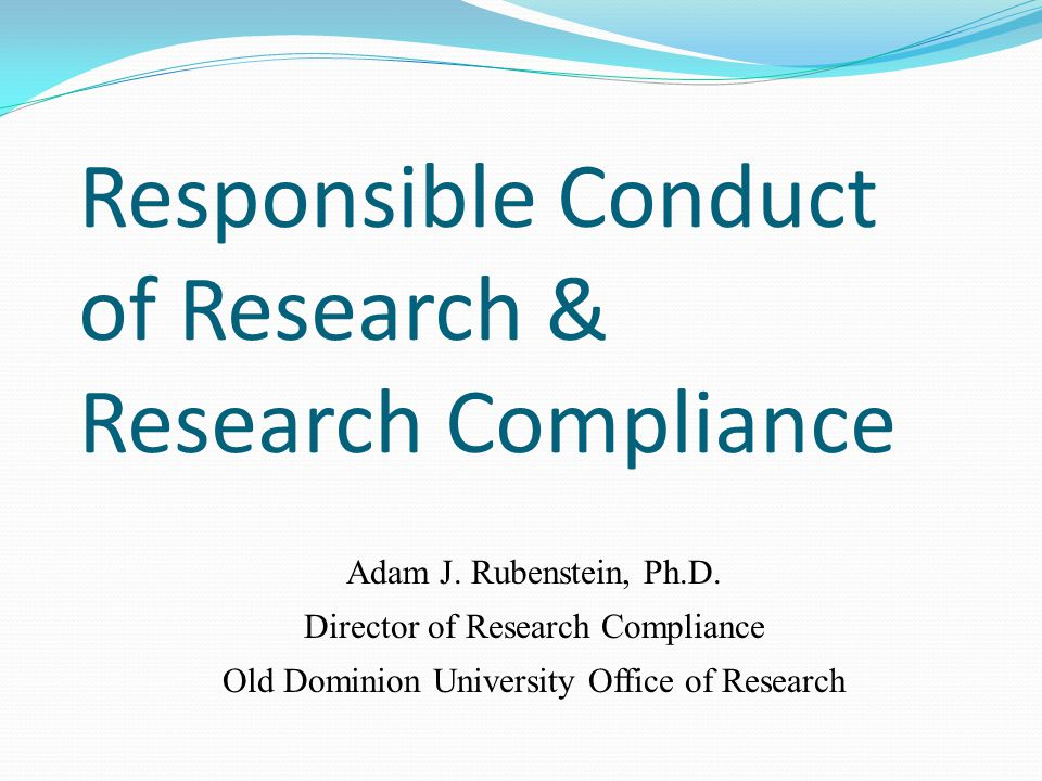 Human Subjects Training All Responsible Project Investigators (RPIs), proposing non-exempt research must document on-line training within the past 12 months from: http://www.citiprogram.org A copy of the completion certificate must accompany proposal applications to the IRB (and NIH) RPIs must ensure training of all personnel