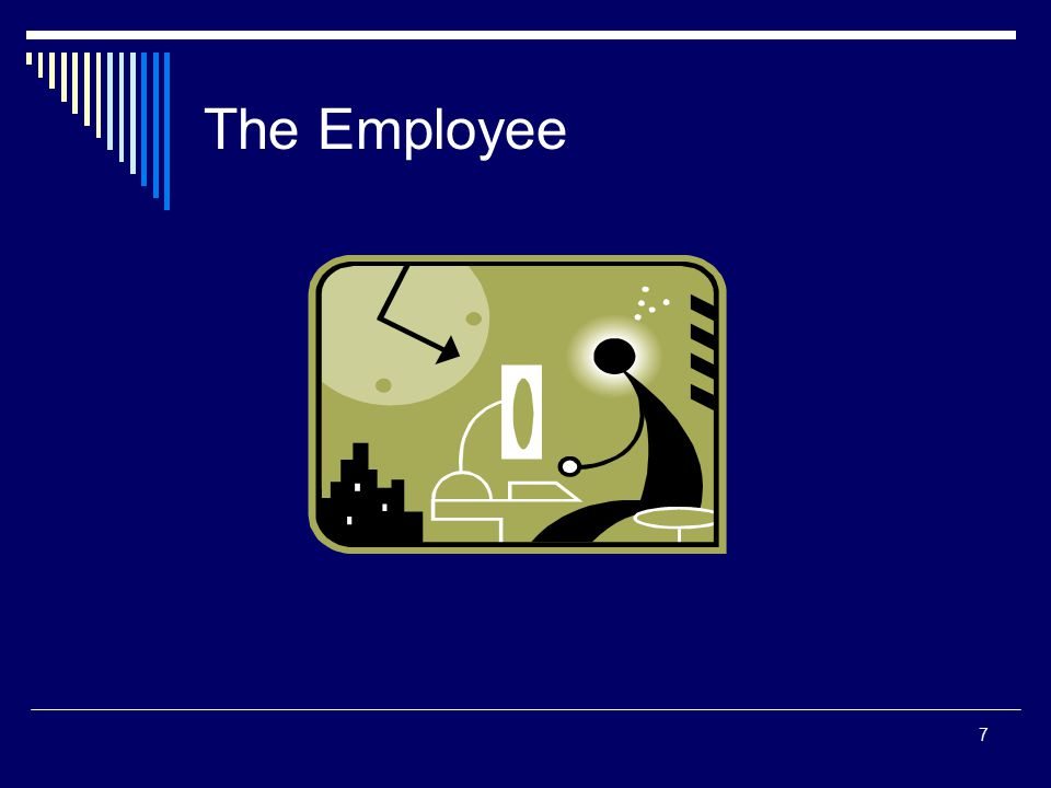 8 From the employee s perspective, TimeTraq is a simple application.