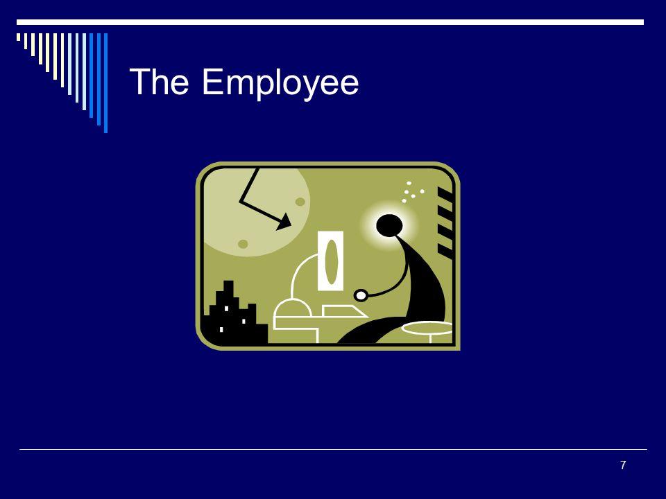 7 The Employee