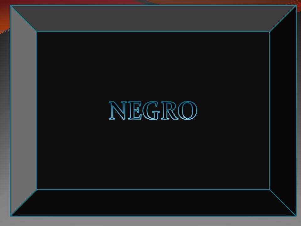 NEGRO [neg-row]