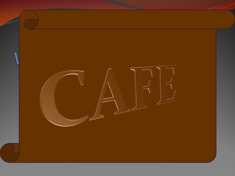 CAFÉ [caw-fay]