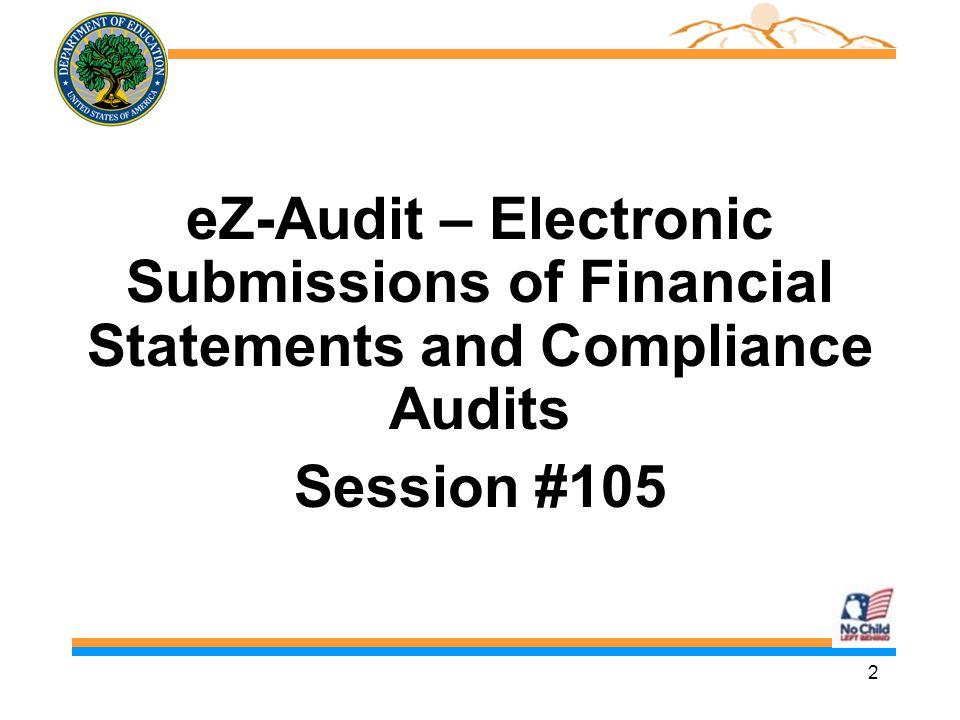 3 What is eZ-Audit.