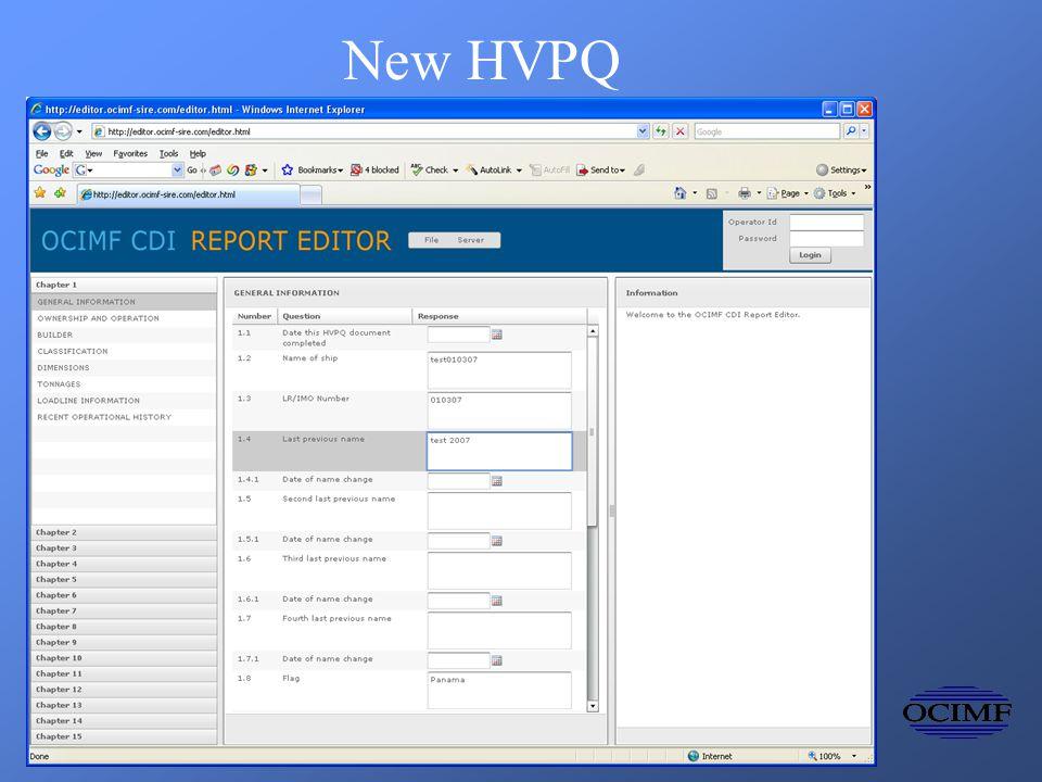New HVPQ New HVPQ