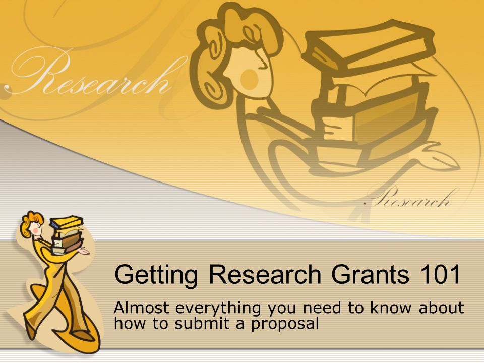 Common NIH Funding Mechanisms (con't) Career Development and Training Awards See http://grants.nih.gov/training/careerdevelopmentawards.htm for more detailed information K01 – Mentored Scientist.