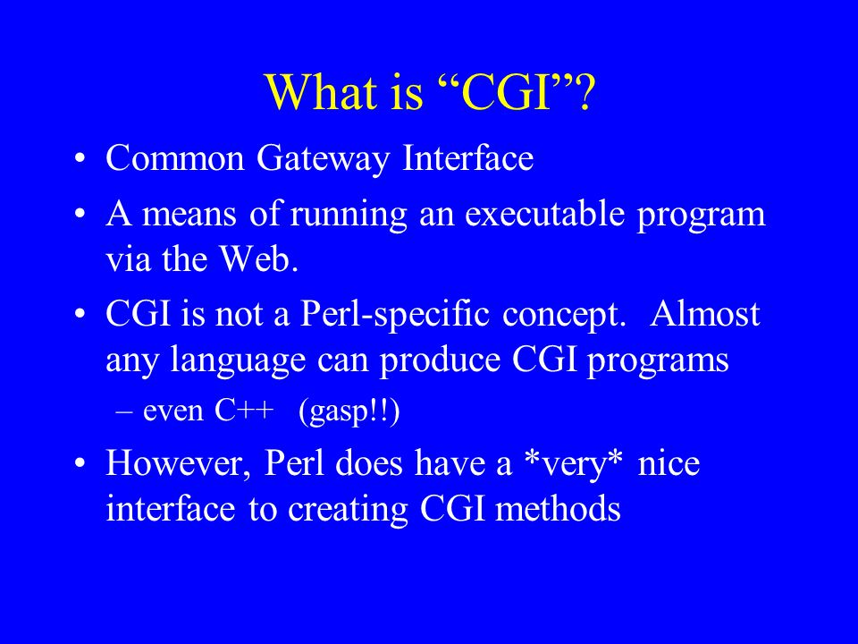 How Does it Work.A program is created, like normal.