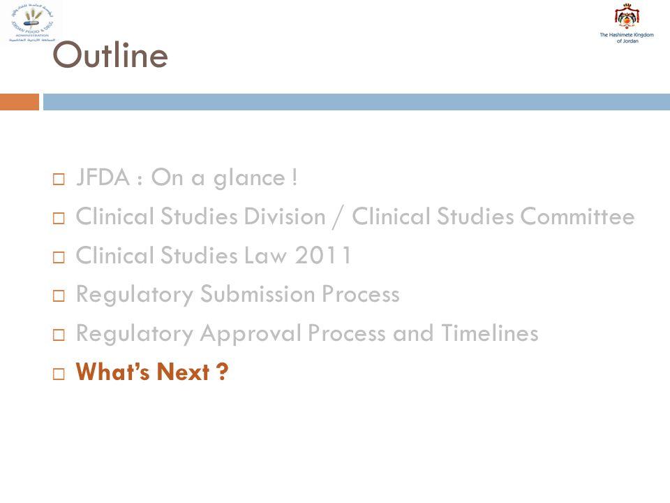 Outline  JFDA : On a glance .