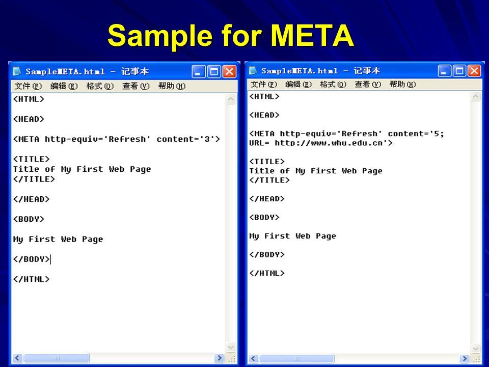 49 Sample for META