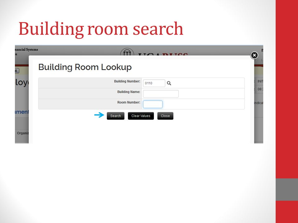 Building room search