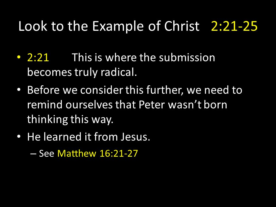 2:21This is where the submission becomes truly radical.