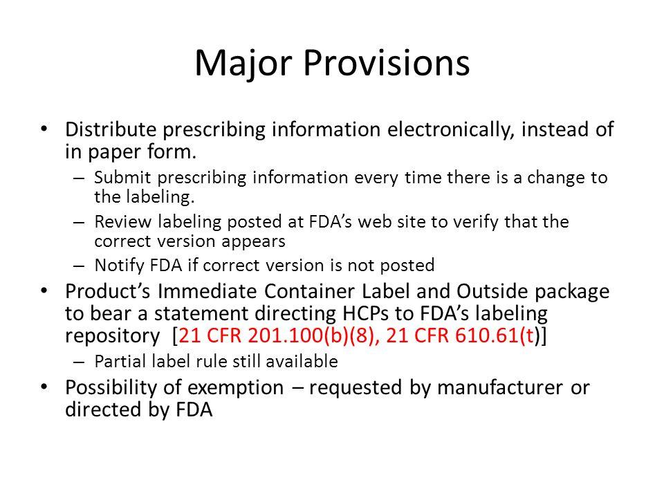 Associated Initiatives Electronic prescribing provisions of Medicare Prescription Drug Improvement and Modernization Act (Pub.