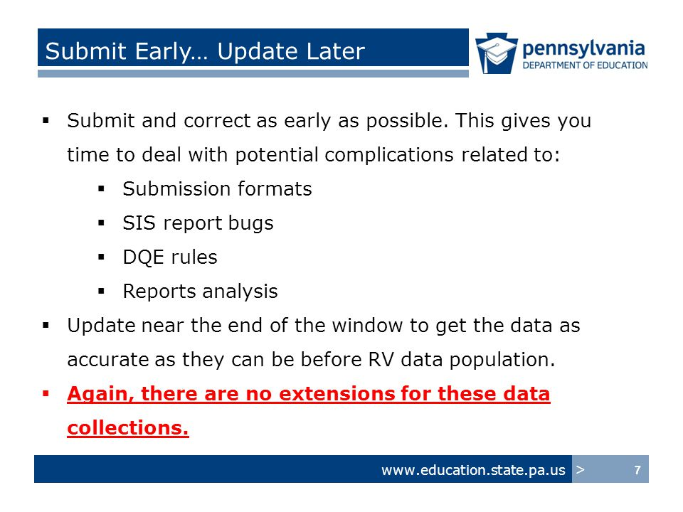 www.education.state.pa.us > LEA Implementation Checklist for PVAAS Roster Verification and Teacher Specific Reporting: PIMS and SIS/LEA Information Systems ActionsConsiderations/If not, then… 5.Determine how to store and utilize the two percentages in calculating overall Instructional Responsibility.