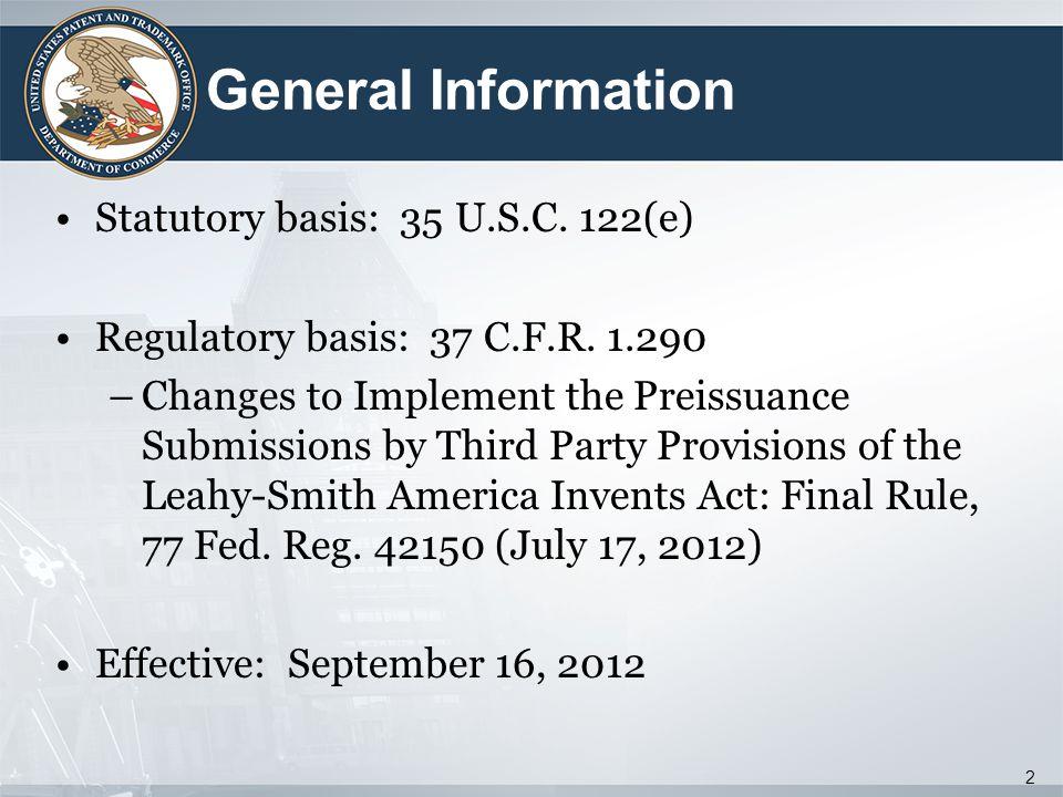 Patent Stack Exchange: Example 23