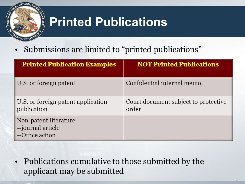Processing 16 Patent Applicant Notified if E-Office Action Participant USPTO Reviews Submission for Compliance with 35 U.S.C.