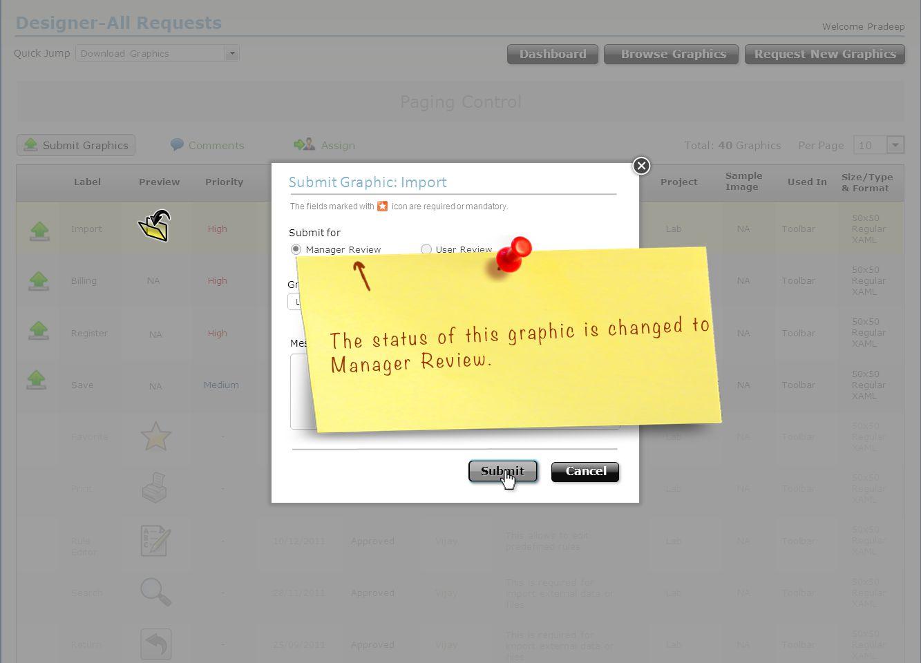 Designer-All Requests Contact Allscripts Research & Design Team Copyright © 2012 Allscripts.
