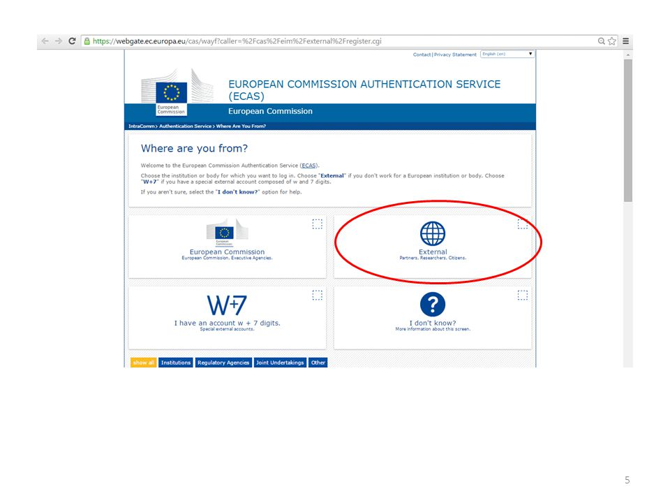 URF Documents For every Organisation, certain documents need to be added in URF: Legal entity http://ec.europa.eu/budget/contracts_grants/info_contracts/legal_entities/l egal_entities_en.cfm http://ec.europa.eu/budget/contracts_grants/info_contracts/legal_entities/l egal_entities_en.cfm Financial identification http://ec.europa.eu/budget/contracts_grants/info_contracts/financial_id/fin ancial_id_en.cfm http://ec.europa.eu/budget/contracts_grants/info_contracts/financial_id/fin ancial_id_en.cfm Financial Capacity for grants exceeding 60000 EUR (private companies only) the applicant's profit and loss account and the balance sheet for the last financial year for which accounts were closed These documents cannot be added during the registration.