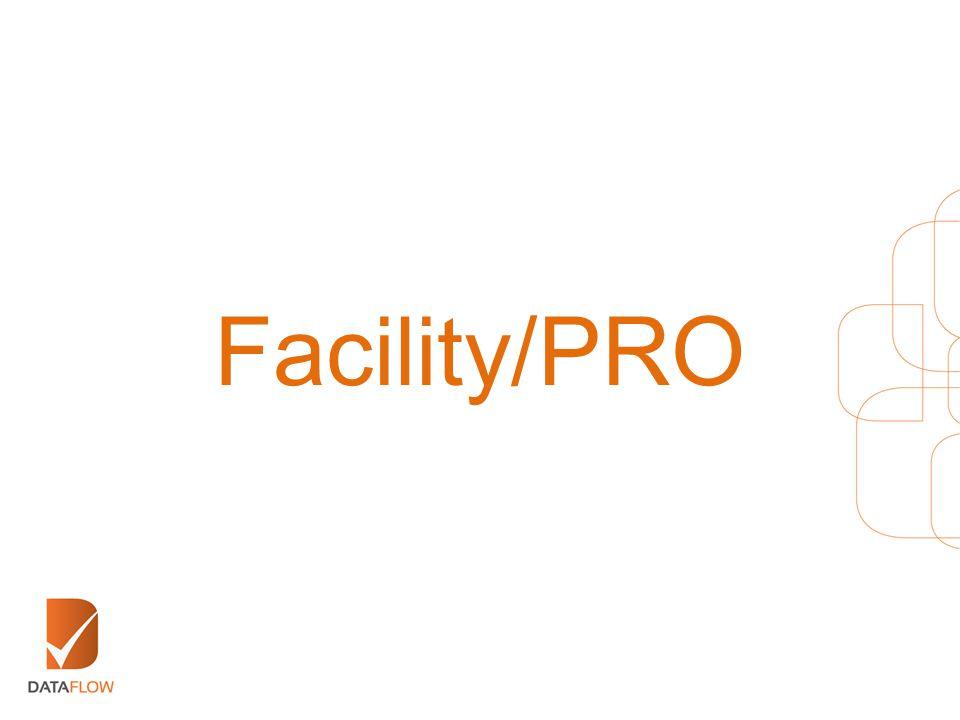 Facility/PRO