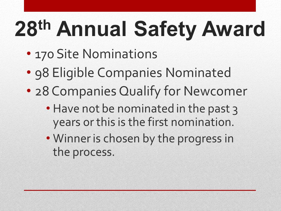 Section 5 – OSHA Information Please complete both section.