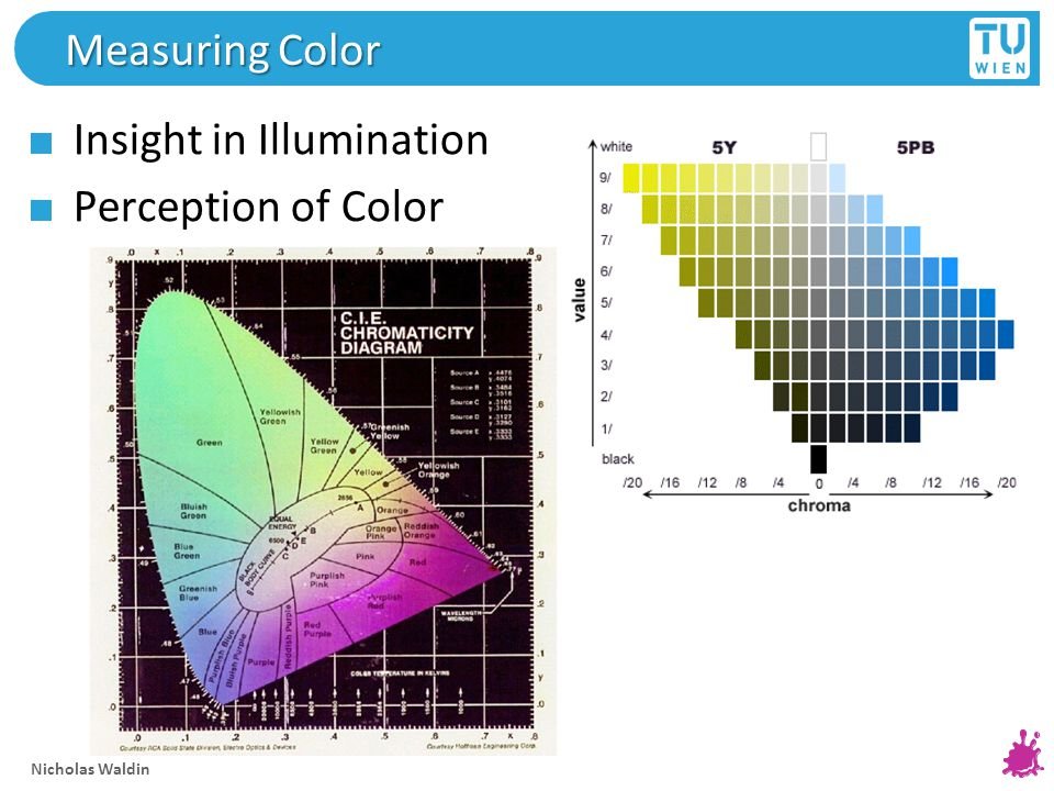 Nicholas Waldin Measuring Color Insight in Illumination Perception of Color