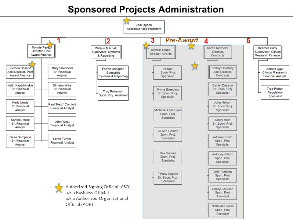 Identified Funding Source Notify your Department Administrator Build Application Route to SPA (Internal Review) Submit Application Proposal Development Notify Department Administrator  Find them by asking Dept.