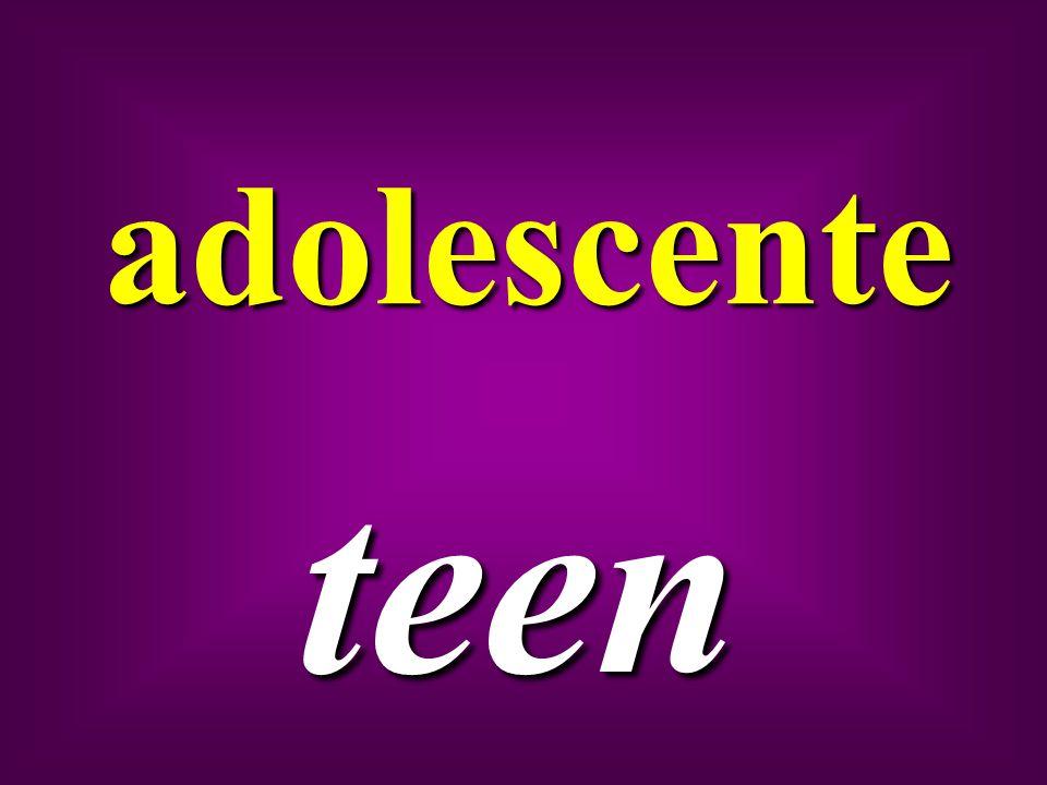 adolescente teen