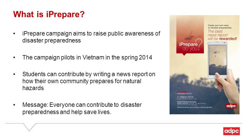What is iPrepare.
