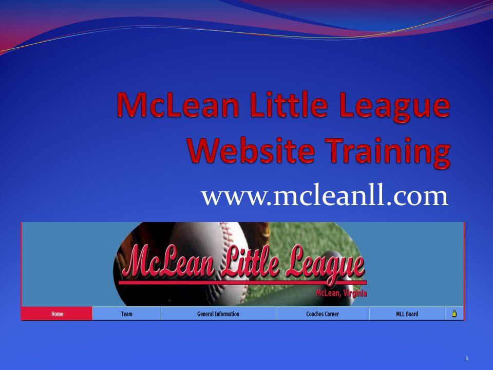 www.mcleanll.com 1