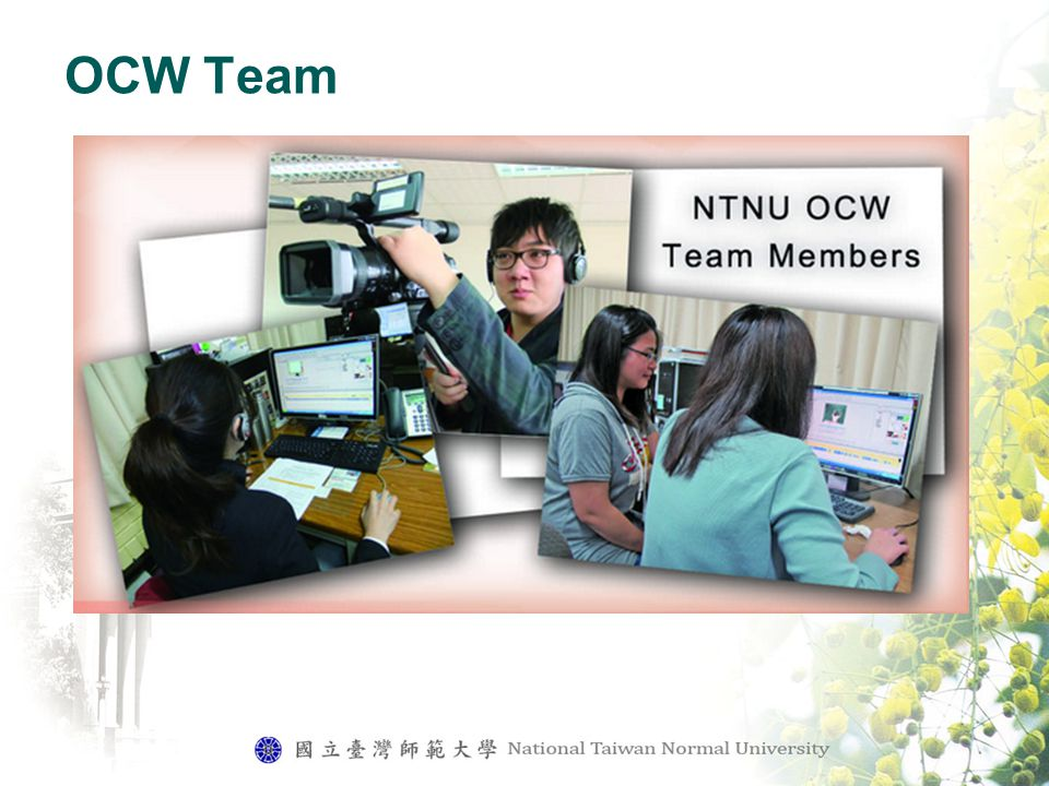 OCW Team