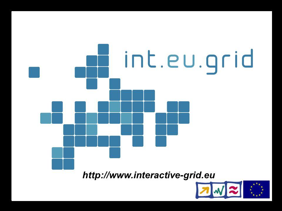 http://interactive-grid.eu Marcus.Hardt@iwr.fzk.de http://www.interactive-grid.eu