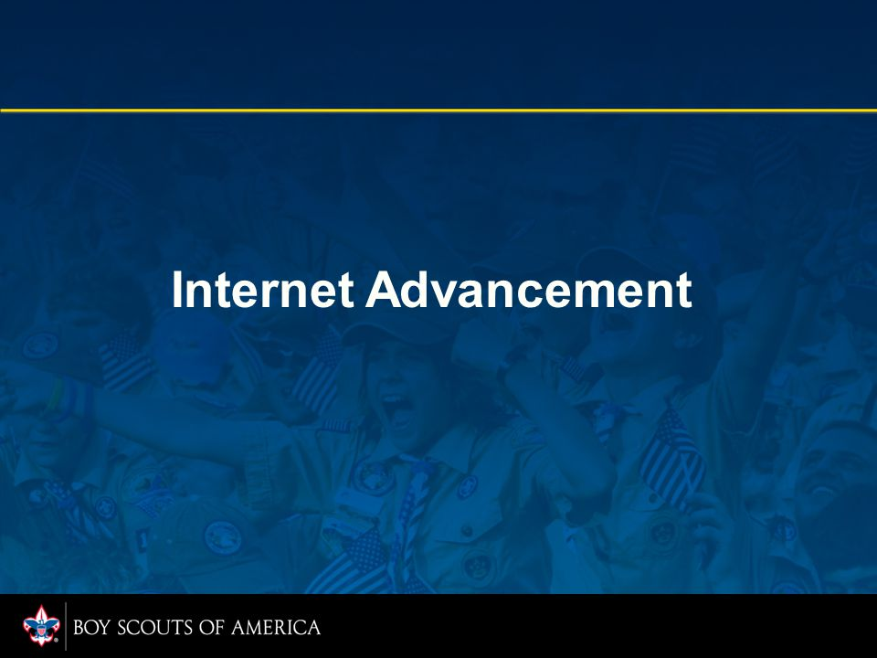 Internet Applications Update