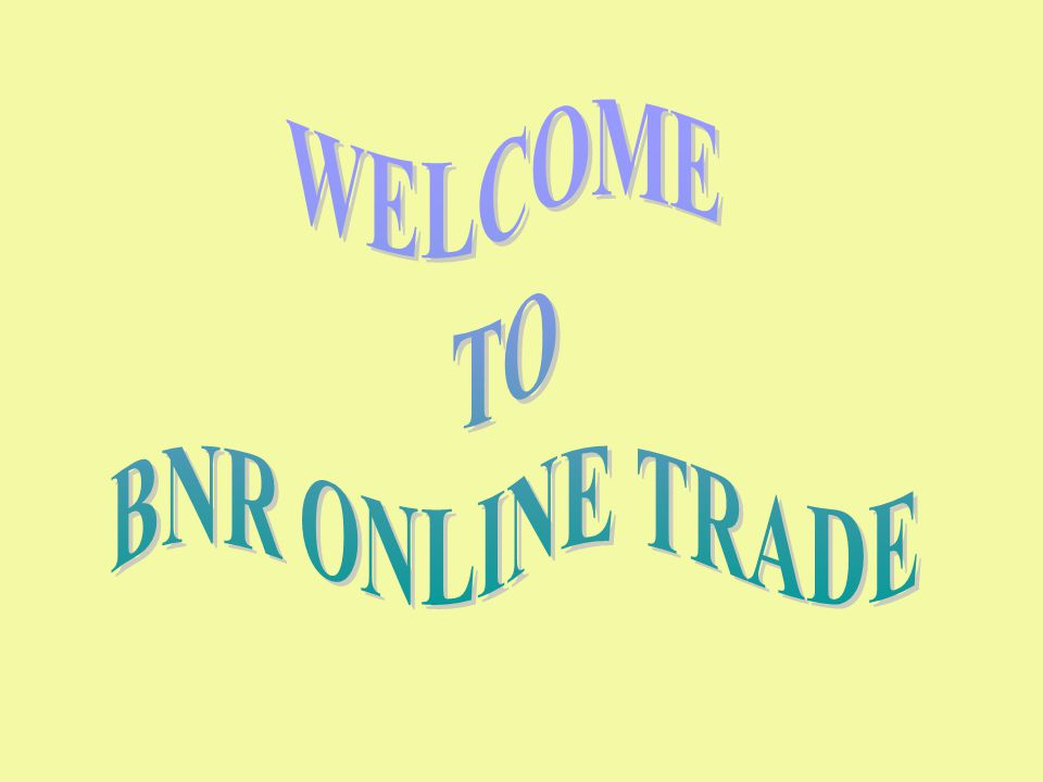 Type our site URL as WWW.BNRSECURITIES.COM