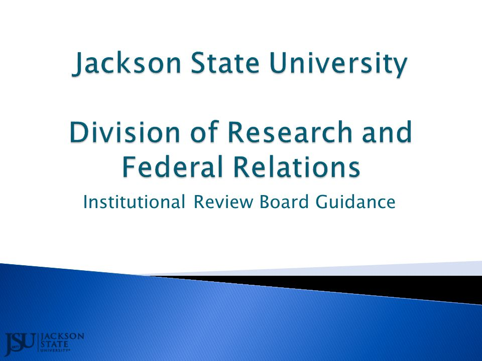  Please READ ENTIRE Application  Please ANSWER ALL Questions  List JSU email as the primary email  Complete CITI Training Courses:  Students: Students Conducting No More Than Minimal Risk  Faculty/Staff: Social and Behavioral Research  Students and Faculty must submit CITI  Trainings found at www.citiprogram.org 12