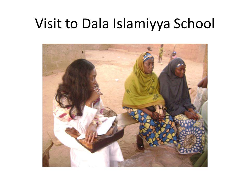 Visit to Dala Islamiyya School