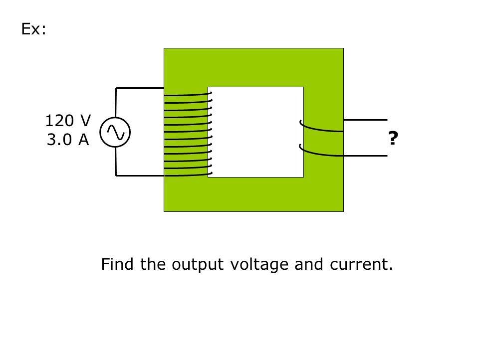 Iron generatorPrimary Coil Voltage V P N P turns Secondary Coil Voltage V s N S turns Transformer Equation Web Link: Transformer Transformer Transformer: