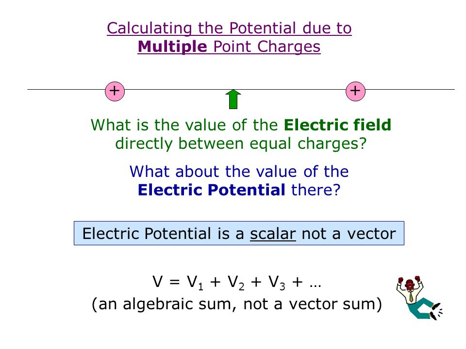 Ex: - electron a) Starting at 1.0 nm from the electron and moving out to 5.0 nm from the electron, what is the change in potential .