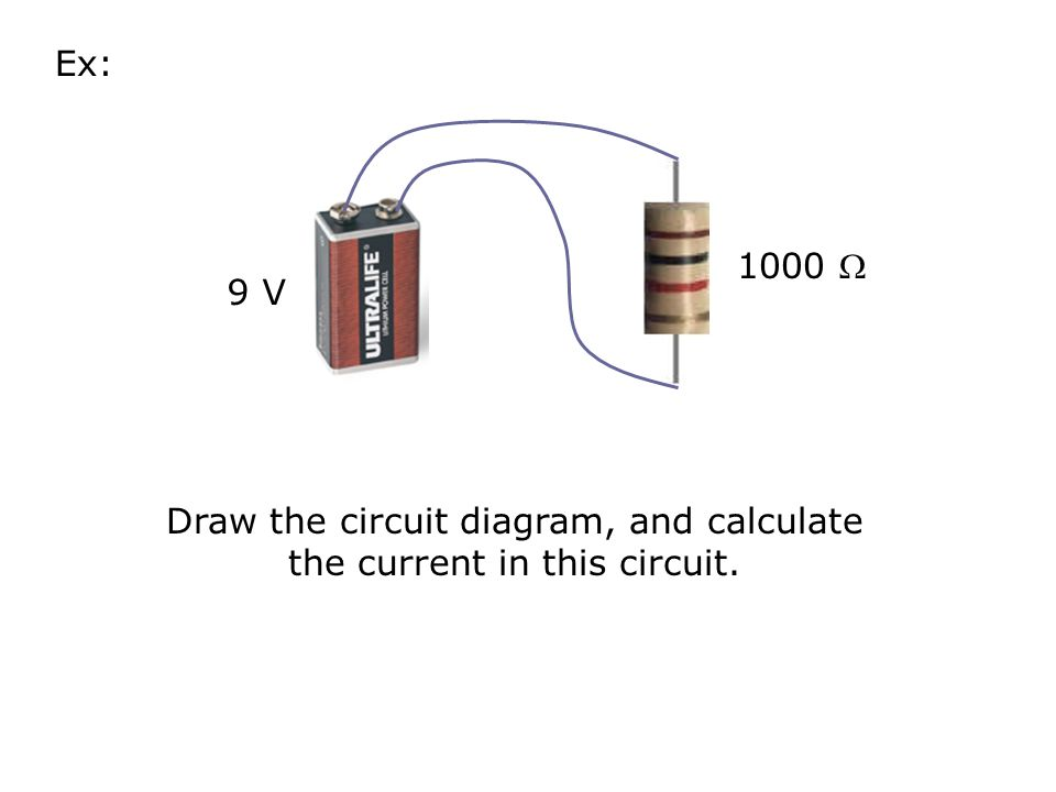 applied voltage resulting current SI unit: Ohm () = 1 V/A (Resistor symbol: ) Resistor – a circuit component designed to provide a specific amount of resistance to current flow.
