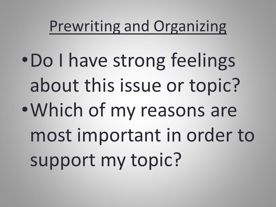 Persuasive Essay Notes Midterm Exam