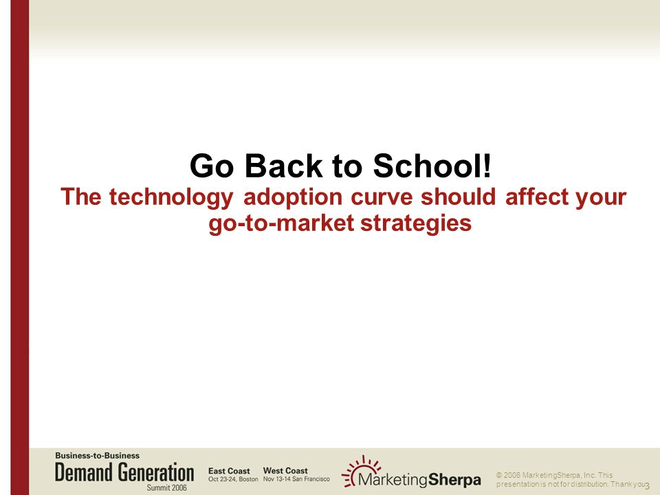 14 More data on this topic available from:: © 2006 MarketingSherpa, Inc.