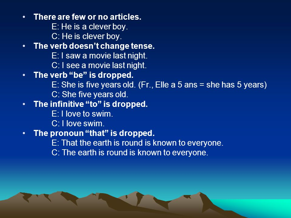 Special Problems with Verbs Passive Voice –P–Passive voice of the verb is used when the subject receives that action instead of doing it.