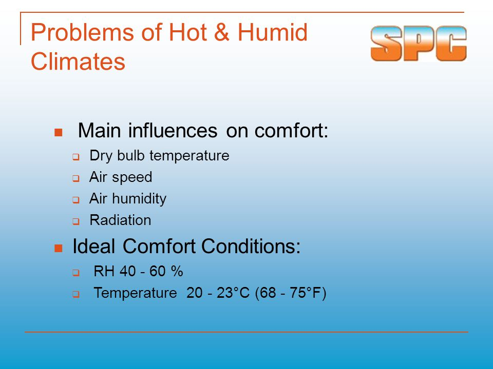 Heat Recovery Selection
