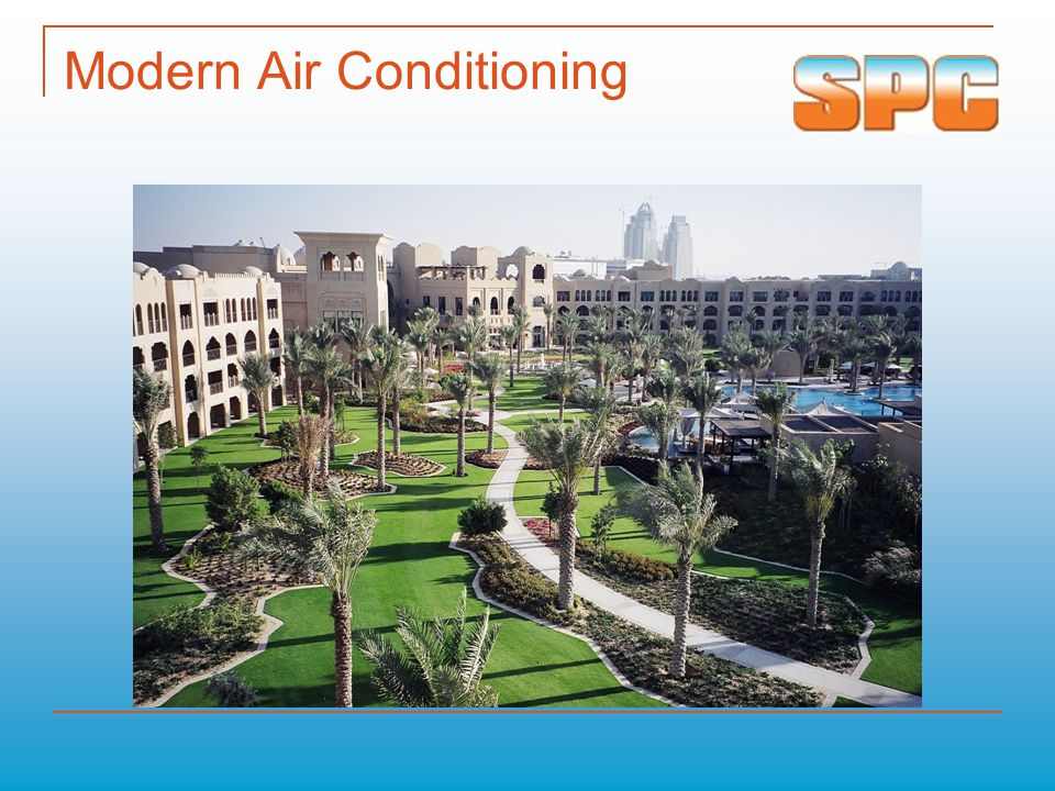 Generally the air is overcooled Warm humid air, 42°C Condensation Dehumidifying with coils Comfortable air, 18- 22°C Reheat Coil