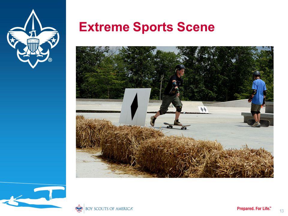 Extreme Sports Scene 13