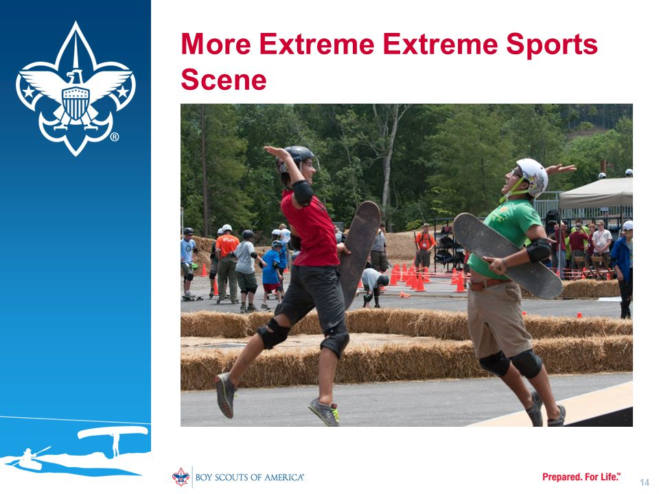 More Extreme Extreme Sports Scene 14