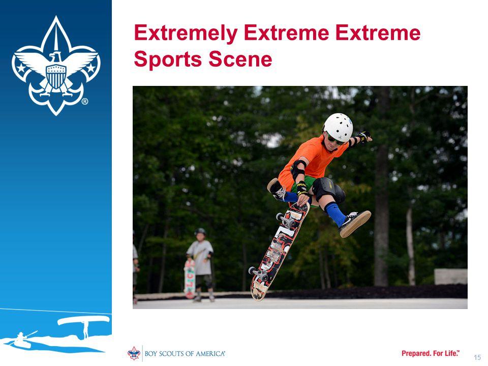 Extremely Extreme Extreme Sports Scene 15
