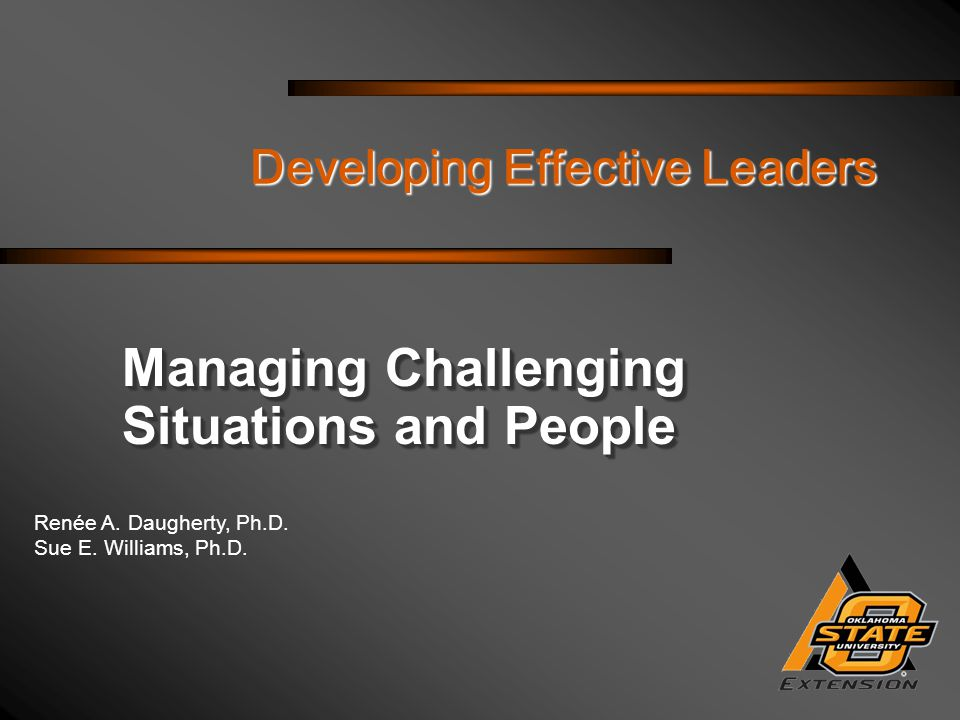 Yelling to handle challenging situations and people 2