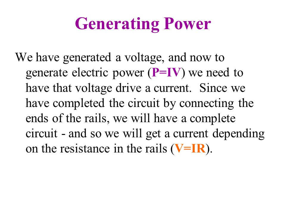 Inductors V inductor = -L  I /  t Here the minus sign means that when the current is increasing, the voltage across the inductor will tend to oppose the increase, and it also means when the current is decreasing, the voltage across the inductor will tend to oppose the decrease.