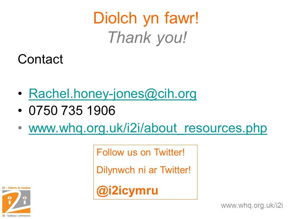 Diolch yn fawr. Thank you.