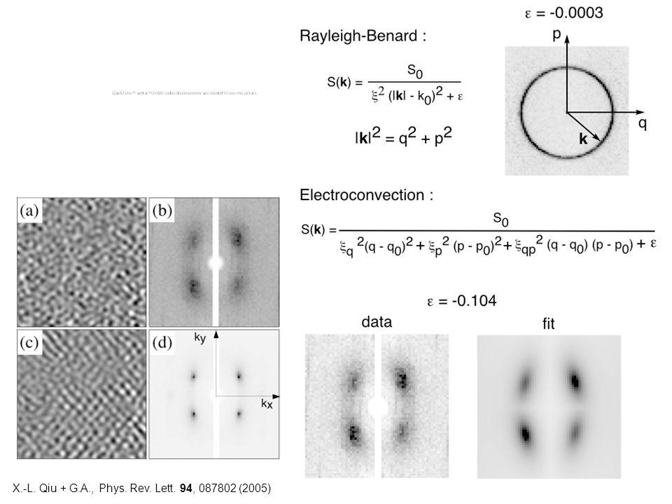 X.-L. Qiu + G.A., Phys. Rev. Lett. 94, 087802 (2005)