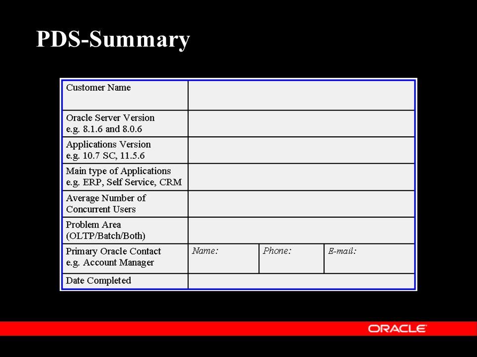 PDS-Summary