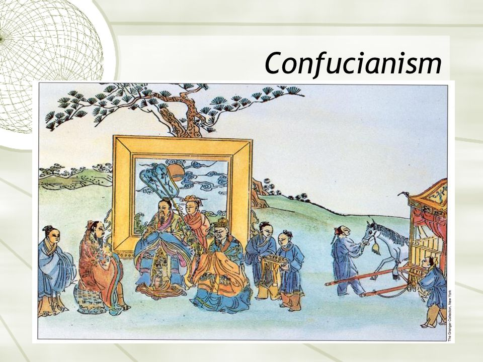 Confucianism - Origin  Confucius is the head teacher  Wanted to restore order to Chinese society after years of conflict